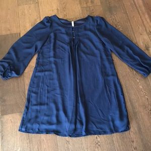 Xhileration long sleeve dress